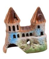 Грот Замок 14*7*14см Zooexpress