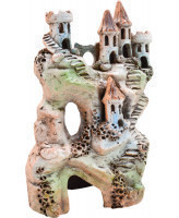 Грот Замок 16*9,5*26см Zooexpress