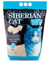Сибирская кошка Комкующийся наполнитель Тофу  Оригинальный 6л 2,8кг