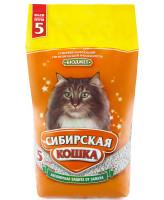 Сибирская кошка Впитывающий наполнитель Бюджет