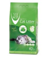 Van Cat Комкующийся наполнитель без пыли с ароматом Алоэ Вера, пакет