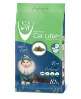 Van Cat Комкующийся наполнитель без пыли с ароматом Соснового леса, пакет