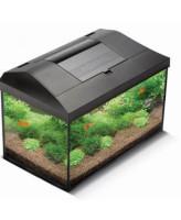 Аквариум Aquael LEDDY SET PLUS D&N 40 Черный 25л с фильтром, обогревателем, светодиодным освещением