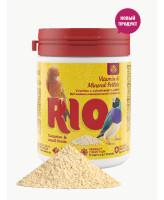 RIO Витаминно-минеральные гранулы для канареек, экзотов и других мелких птиц 120г