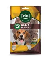 Triol Лакомство для собак Вымя говяжье молочное 50г