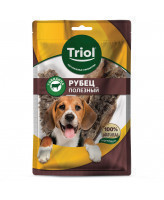 Triol Лакомство для собак Рубец говяжий полезный 30г