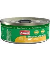 Четвероногий Гурман консервы для кошек Мясное ассорти с Потрошками 100г