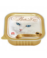 Зоогурман Murr Kiss консервы для кошек Говядина ассорти 100г