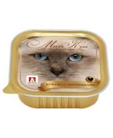 Зоогурман Murr Kiss консервы для кошек Курочка с потрошками 100г