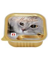 Зоогурман Murr Kiss консервы для кошек Телятина с сердцем 100г