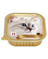 Зоогурман Murr Kiss консервы для котят Индейка с телятиной 100г