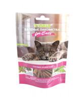 TiTBiT Вяленые лакомства для кошек Соломка ароматная 40г