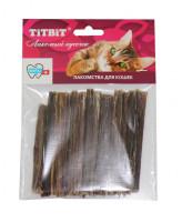 TiTBiT Лакомство для кошек Кишки бараньи