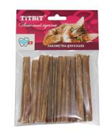 TiTBiT Лакомство для кошек Кишки говяжьи