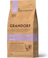 Grandorf Корм для собак мелких пород Индейка с рисом Turkey & Rice Adult Mini