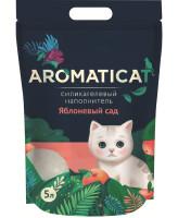 AromatiCat Наполнитель силикагелевый Яблоневый сад