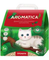AromatiCat Наполнитель древесный впитывающий