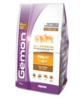 Gemon Dog Light низкокалорийный корм для собак всех пород 3 кг