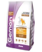 Gemon Dog Medium корм для взрослых собак средних пород, с Курицей