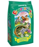 Грызунчик 5 Корм-лакомство для грызунов Травяные подушечки