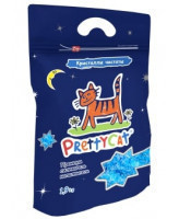 Pretty Cat Кристаллы Чистоты Силикагелевый наполнитель