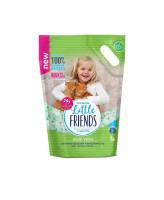Little Friends Aloe Vera Наполнитель силикагелевый с ароматом алоэ 5л