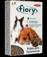 FIORY корм для кроликов гранулированный Pellettato 850 г