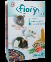 FIORY корм для мышей Mousy 400 г