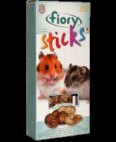 FIORY палочки для хомяков Sticks с орехами 2х50 г