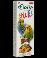 FIORY палочки для волнистых попугаев Sticks с фруктами 2х30 г