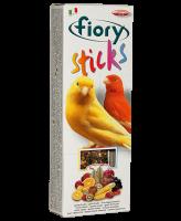 FIORY палочки для канареек Sticks с фруктами 2х30 г