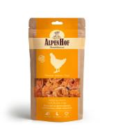 AlpenHof Лакомство для мелких собак и щенков Колечки из филе курицы 50г