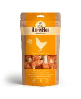 AlpenHof Лакомство для мелких собак и щенков Жевательные косточки с курицей 50г