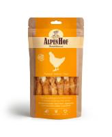 AlpenHof Лакомство для мелких собак и щенков Жевательные палочки с курицей 50г