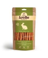 AlpenHof Лакомство для собак Колбаски баварские из кролика 50г