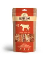 AlpenHof Лакомство для средних и крупных собак Стейки из телятины 80г