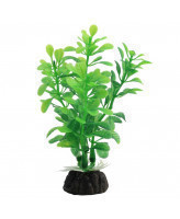 Triol Растение аквариумное пластиковое Альтернантера зеленая, 100мм