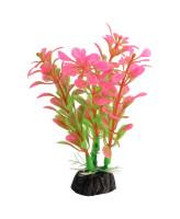 Triol Растение аквариумное пластиковое Альтернантера розовая, 100мм
