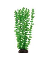Triol Растение аквариумное пластиковое Бакопа зеленая 19см