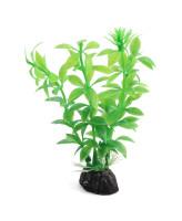 Triol Растение аквариумное пластиковое Гемиантус зеленый 100мм