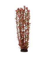 Triol Растение аквариумное пластиковое Людвигия вариегата красная 55см