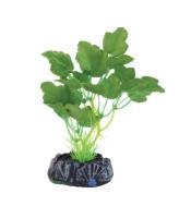 Triol Растение аквариумное шелковое Гидрокотила, 130мм