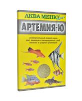 Аква Меню Артемия-Ю живой корм для мальков и аквариумных рыб