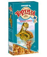 Зоомир Тортила-М Корм для водяных черепах, креветки 50г