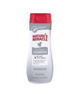 8in1 Natures Miracle Шампунь гипоаллергенный для собак Oatmeal Odor Control Shampoo 473 мл