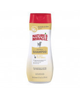 8in1 Natures Miracle Шампунь с овсяным молочком для собак Oatmeal Odor Control Shampoo 473 мл