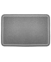 Triol Коврик для кошачьего туалета прямоугольный серый, 900*600мм