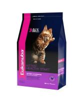 Eukanuba Kitten корм для котят, беременных и кормящих кошек