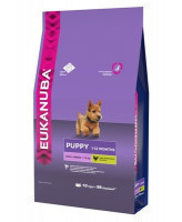 Eukanuba Puppy Small Breed корм для щенков мелких пород от 1 до 12 месяцев