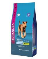 Eukanuba Mature & Senior Large Breed Корм для собак крупных пород старше 6 лет